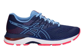 ASICS Women's Gel-Pulse 10 Running Shoe (Blue Print, Size 9)