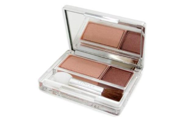 Clinique Color Surge Eyeshadow Duo - No. 107 Twice The Spice 6F0K-07 (1.8g/0.06oz)