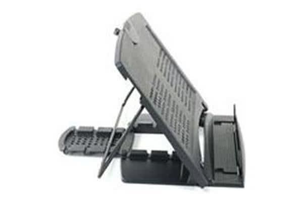 Targus Tablet PC and Notebook Stand Air holes in back plate