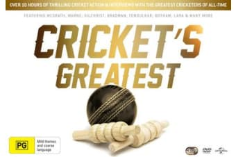 Crickets Greatest DVD Region 4