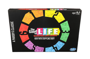 Game Of Life Quarter Life Crisis: Parody Game