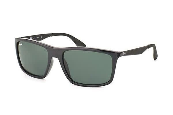 Ray-Ban RB4228 - Black (Grey Green lens) Unisex Sunglasses