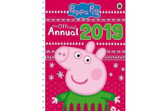 Peppa Pig - The Official Annual 2019