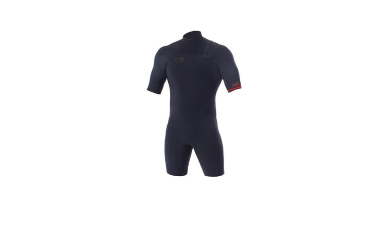 Ocean & Earth Men Double Black 2/2 Sping Suit Wetsuit XS