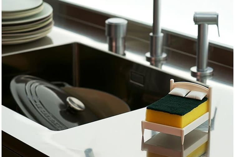 Ototo Design Clean Dream Kitchen Sponge Holder