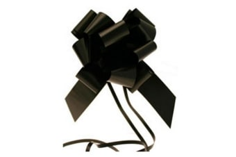 Apac 50mm Pull Bows (Pack Of 20) (Burgundy)