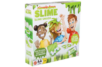 Nickelodeon Slime Smash Game