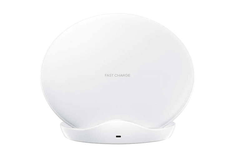 Samsung Fast Charge Wireless Charging Stand 2018 (White) - EP-N5100