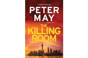 The Killing Room - China Thriller 3