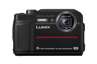 Panasonic Lumix TS7 / FT7 Digital Camera (Black)