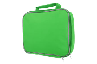 Mucky Fingers Kids Insulated School Lunch Bag (Green)