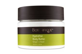 Botanifique Hydrafine Body Butter - Ginger & Basil 350ml/11.8oz