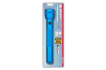 Maglite Heavy Duty Ml300l 3d Cell Flashlight - Blue