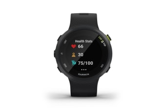 Garmin Forerunner 45 GPS Running Smart Watch - Black (010-02156-65) (Eng Only)