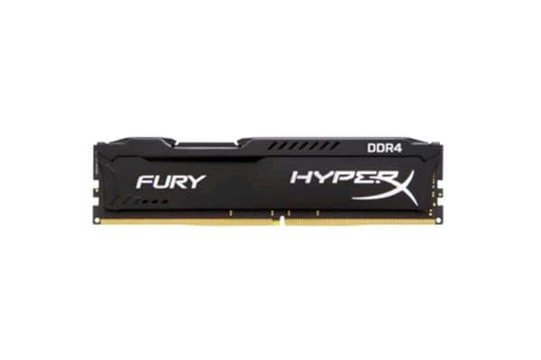 Kingston HyperX Fury 16GB DDR4-2400MHz CL15 - Black