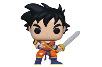 Dragon Ball Z Young Gohan with Sword US Exclusive Pop! Vinyl