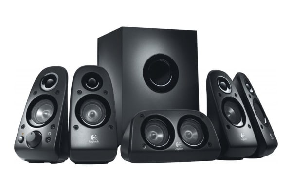 Logitech Z506 Surround Sound Speakers (980-000433)