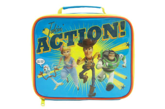 Toy Story 4 Takin' Action Lunch Bag (Multicoloured) (One Size)