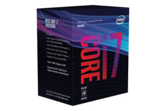 Intel Core i7-8086K 4Ghz No Fan Unlocked  s1151 Coffee Lake 8th Generation Boxed 3 Years Warranty