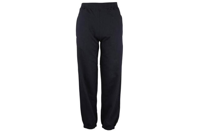 Awdis Childrens Cuffed Jogpants / Jogging Bottoms / Schoolwear (Pack of 2) (New French Navy) (7-8)