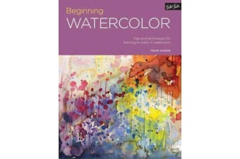 Portfolio: Beginning Watercolor - Tips and techniques for learning to paint in watercolor