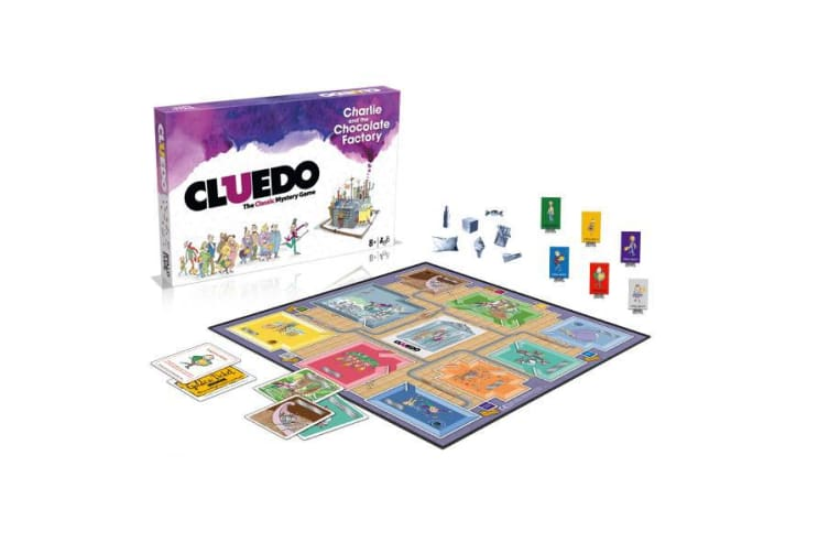 Cluedo - Charlie & The Chocolate Factory Edition