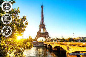 EUROPE: 15 Day Classic Europe Tour Including Flights