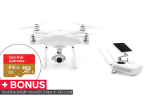 DJI Phantom 4 Pro Plus Drone and BONUS SanDisk 64GB Extreme microSD