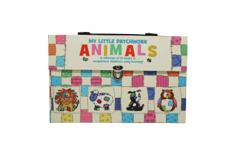 My Little Patchwork Animals Carry Case