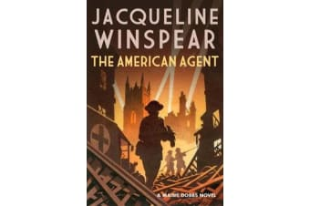 The American Agent - A compelling wartime mystery
