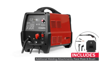 Certa 195A MIG/MAG Gas/Gasless Inverter Welder
