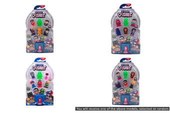 Ooshies DC Assorted 7 Pack S3