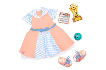 Our Generation Bowling Belle Doll Clothes