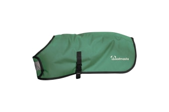 Woofmasta Waterproof Dog Coat (Green)