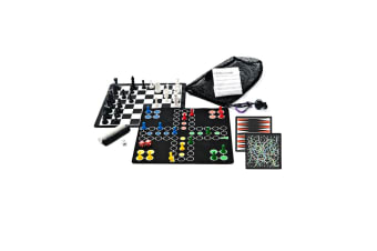 GSI Backpack 5 In 1 Magnetic Game Camp Games