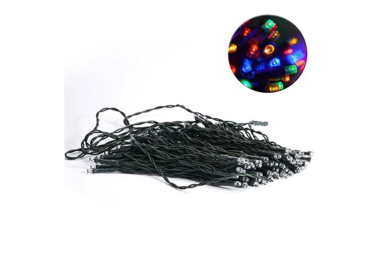 Lenoxx 300 Outdoor 24V Multi-Coloured String Fairy LED Christmas Party Lights