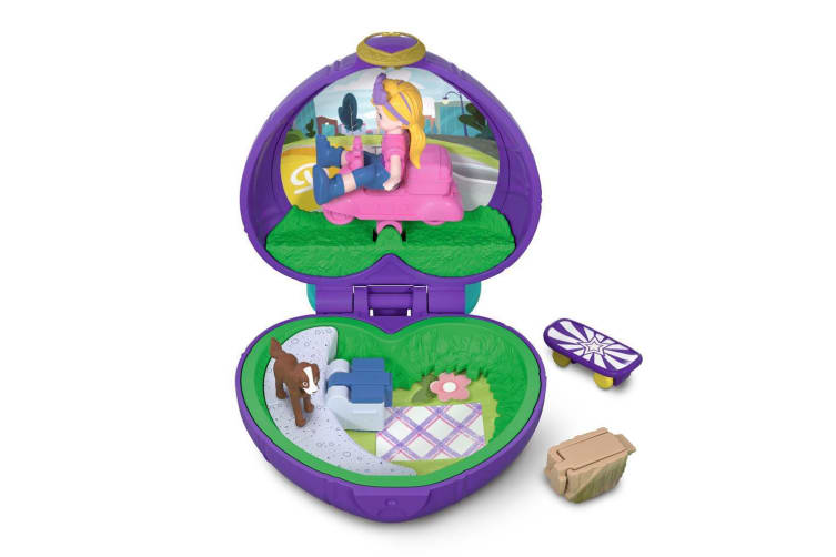 Polly Pocket Tiny Pocket World Picnic
