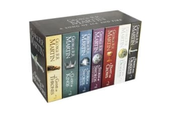 A Game of Thrones: The Story Continues - The Complete Boxset of All 7 Books