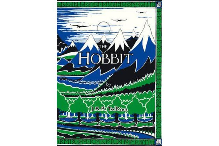 The Hobbit Facsimile First Edition