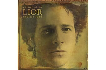 Lior ‎– Corner Of An Endless Road BRAND NEW SEALED MUSIC ALBUM CD - AU STOCK