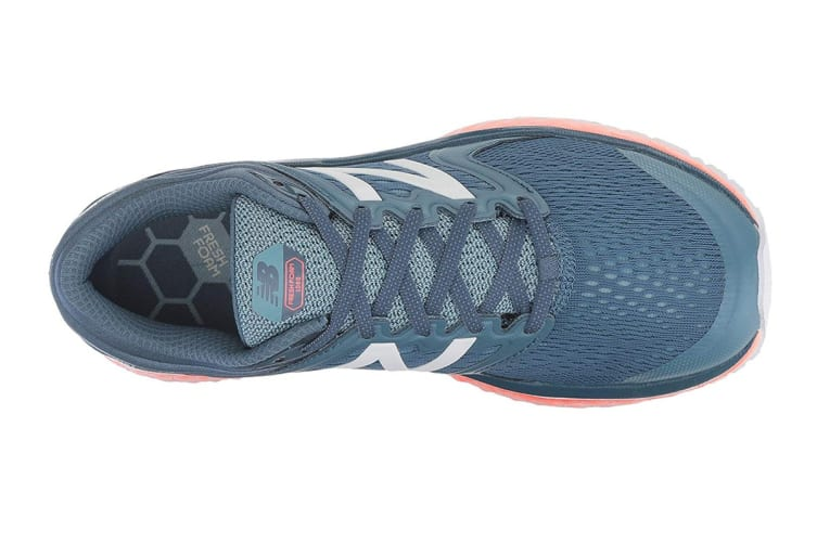 New Balance Women's 1080v8 Shoe (Blue, Size 7)