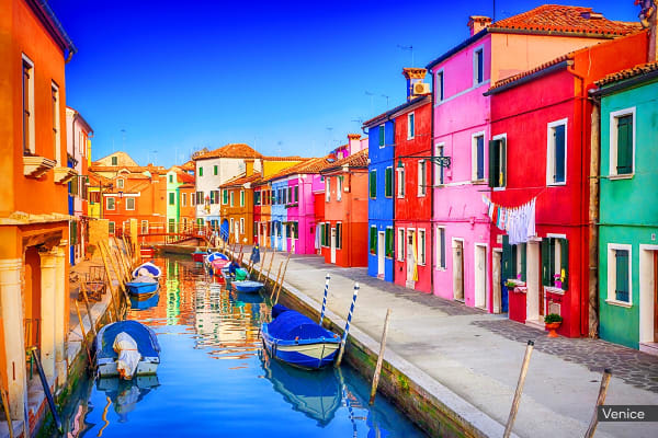 ITALY: 19 Day Highlights of Italy Tour Including Flights for Two (Premium Airline)