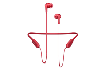 Pioneer In Ear Bluetooth Headphones (Red)