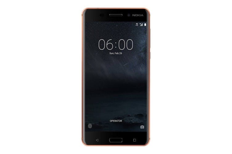 Nokia 6 TA-1003 (32GB, Copper)