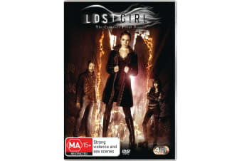 Lost Girl The Complete First Season 1 DVD Region 4