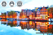 EUROPE: 24 Day Highlights of Europe with Scandinavia and Russia Tour with Flights