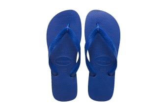 Havaianas Top Thongs (Marine Blue)