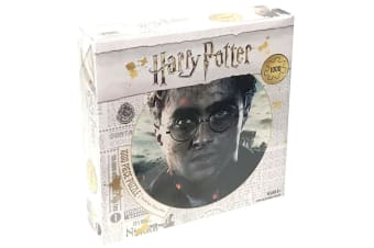 1000pc Harry Potter Face 69cm Jigsaw Puzzle Game Kids/Child Educational Toy 8y+