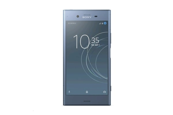 Sony Xperia XZ1 (64GB, Moonlight Blue)