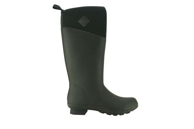 Muck Boots Unisex Tremont Tall Waterproof Wellington Boot (Deep Forest/Charcoal Gray) (9 UK)